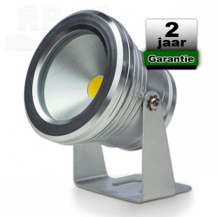 Led breedstraler 12V 10W 3000K
